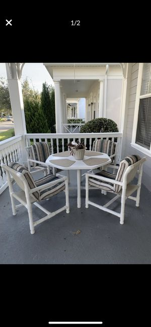 Porch Patio (PVC) Furniture for Sale in Kissimmee, FL