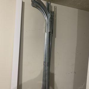 2 Pairs of Garage Door Track for Sale in McDonough, GA
