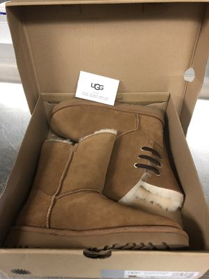 AUTHENTIC UGG CONSTANTINE WINTER BOOTS SIZE-7 WOMENS BEEN WORN TWICE for Sale in Jessup, MD