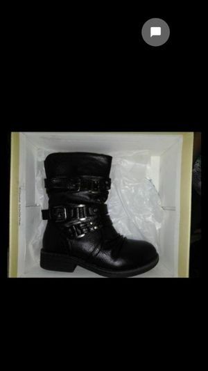 Size 10 M excellent condition boots for girl for Sale in Mount Olive, NC