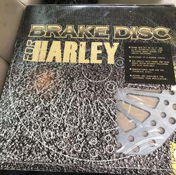 Set of Harley Davidson brake rotors brand new for Sale in Prineville,  OR