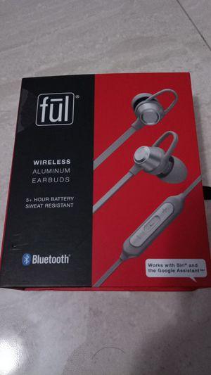 Fūl Wireless Bluetooth Earbuds Sweat Resistant NEW for Sale in Miami, FL