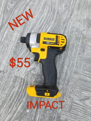 brand new dewalt impact drill driver only $55 for Sale in Littlerock, CA