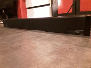 """ILive ITP280B 37"""" Soundbar 3.1 Channel Speaker System With Fm Radio & More for Sale in Seattle, WA"""