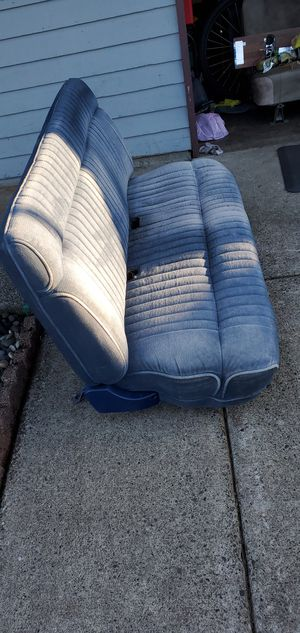 Chevrolet bench seat for Sale in Vancouver, WA