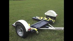 New 2020 Master Tow dolly RV Car hauler trailer for Sale in Manheim, PA