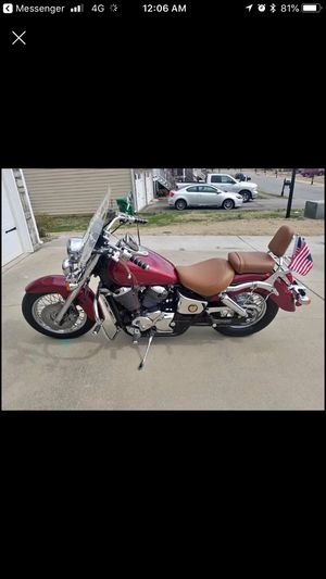 2003 Honda shadow ace 750 for Sale in Euharlee, GA