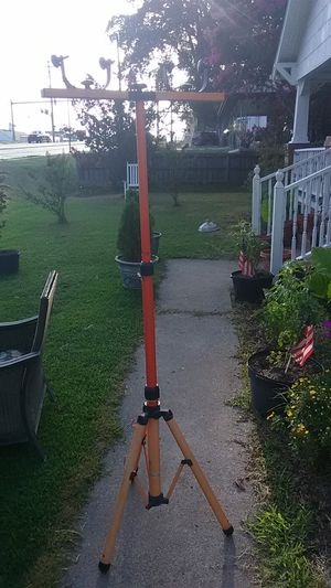Telescotic lite stand for Sale in Durham, NC