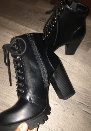 Brand new heel boots for Sale in Los Nietos, CA