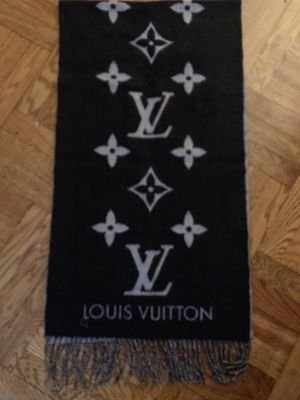 Louis Vuitton Cashmere Scarf for Sale in New York, NY