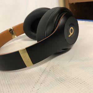 Beats Studio 3 Bluetooth Headphones for Sale in Chesapeake, VA