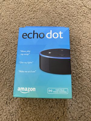 Echo Dot, 2nd Generation for Sale in Anaheim, CA