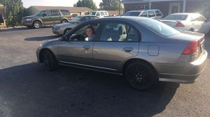 2005 Honda Civic 5 speed for Sale in Keeling, VA