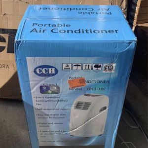 Portable Air Conditioning Cooling Fan And Dehumidifier With Remot Control for Sale in La Palma, CA