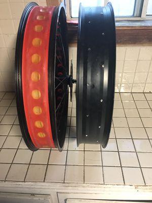 Fat tire rims / wheels for Sale in Santa Ana, CA