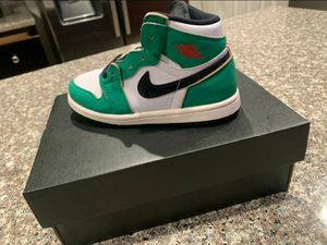 Jordan 1 lucky green (TD) 9C for Sale in Culver City, CA