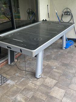 Digital Air Hockey Table for Sale in Boca Raton,  FL