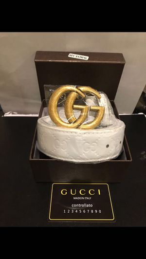 All White Gucci for Sale in West Palm Beach, FL