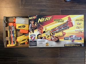 Nerf Gun Recon CS-6 for Sale in Cypress, CA