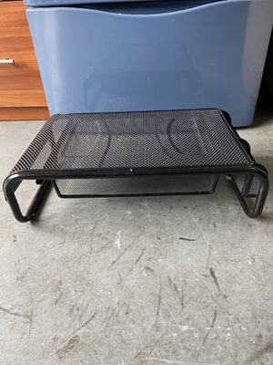Monitor or laptop stand for Sale in Pompano Beach, FL
