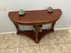 Console Table for sale - $90 for Sale in San Jacinto, CA