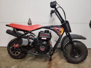 Motovox Mini Bike/Pit bike for Sale in Bellevue, WA