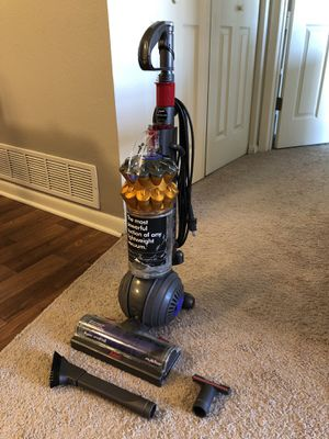 Dyson small ball multi floor upright vacuum cleaner for Sale in Monroeville, PA