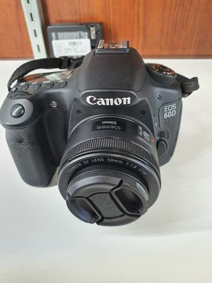 Canon 60D for Sale in Gastonia, NC
