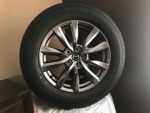 New tires with rims for Sale in Apple Valley, CA