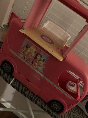Barbie Camper for Sale in Princeton, FL