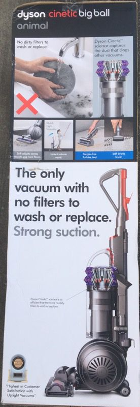 **PRICE REDUCED** BRAND NEW Dyson Cinetic Big Ball Animal Vacuum for Sale in Lakewood, WA