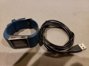 Fitbit Surge blue for Sale in Houston, TX