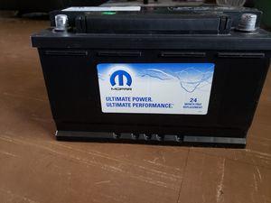 Mopar car battery for Sale in PA, US