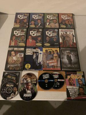 19CDs (Old School Comedy Marathon) for Sale in Lawrenceville, GA