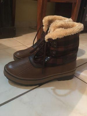 Men snow/rain boots for Sale in Miami, FL