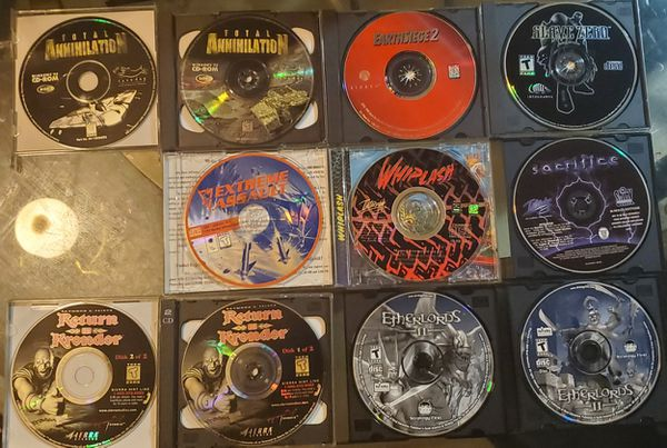 Half Life and other PC Games
