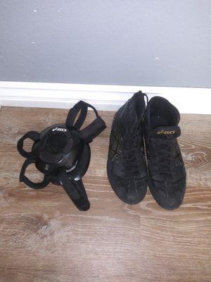 Asics Jordan Burroughs Elite Wrestling shoe for Sale in Artesia, CA