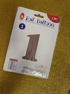 """Foil Balloon 32"""" blow up for Sale in Victorville, CA"""