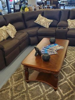 3 PIECE RECLINABLE COUCH NEW for Sale in Westminster,  CO