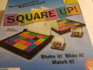 New unopened SQUARE UP Game for Sale in Philadelphia, PA