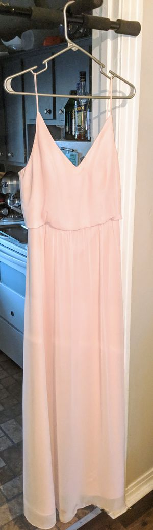 Blush After Six Dress Size 12 *Fits like 10* for Sale in Nashville, TN
