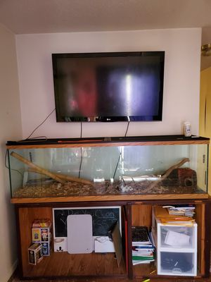 Tank and base for Sale in Norfolk, VA
