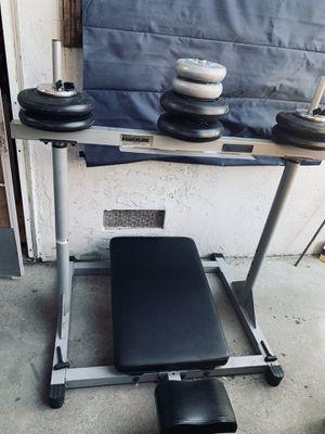 Leg Press Machine for Sale in San Jose, CA