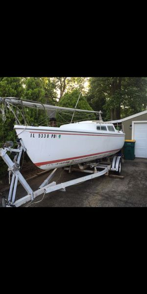 Catalina 22 with Pop up for Sale in Arlington Heights, IL