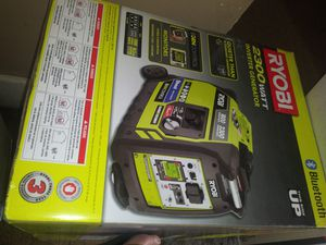 Ryobi 2300 gas generator NEW IN BOX NEVER OPENED for Sale in Detroit, MI