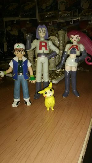 Old Pokemon action figures for Sale in Granite City, IL