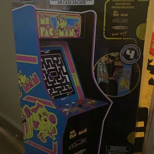 MS PAC PAN ARCADE for Sale in Phoenix, AZ