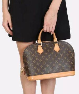 Louis Vuitton Alma PM Monogram Tote Bag for Sale in North Salt Lake, UT