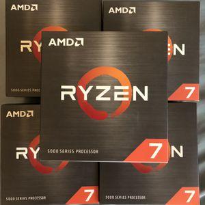 AMD Ryzen 7 5800X CPU - new w/ receipt for Sale in Woodside, CA