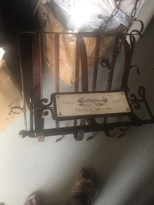 Traditional kitchen pot rack for Sale in McKinney, TX